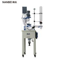 10L--200L框架式单层玻璃反应釜
