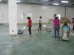 上海南汇地面清洗+南汇区专业清洗地面公司