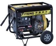 柴油发电电焊一体机|190A自发电电焊机