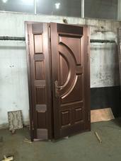 铜门(玻璃、旋转、别墅)