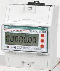 HJD200系列导轨式电能表|导轨式多功能电力仪表
