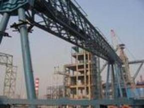 输煤廊道钢结构防腐