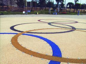 生态透水混凝土,G20透水混凝土、奥运场馆透水混凝土