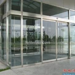 朝阳区安装钢化玻璃门