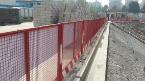 基坑临边防护栏(A型)