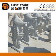 花岗岩海马雕像流水石GAF320