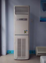 销售3匹60根铜管艾尔格霖柜式水温空调