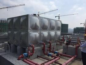 汕尾不锈钢水箱多少钱一吨?