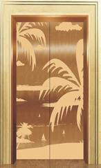 嘉兴设计师电梯厅门装饰