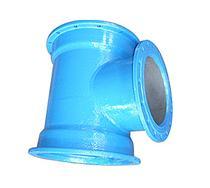 供应K型球墨铸铁管件