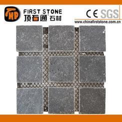 黑色石灰石马赛克FSMG010-Y-T