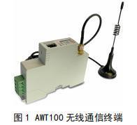 AWT100-4G 物联网电表数据采集无线通信终端