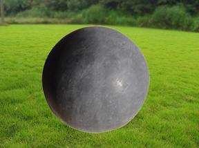 GAC014天青石喷泉水球