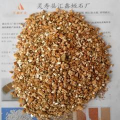 汇鑫1-10mm膨胀蛭石 蛭石粉 园艺蛭石