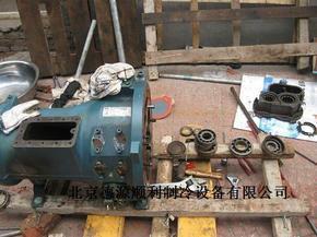 北京宾馆中央空调机组蒸发器清洗服务