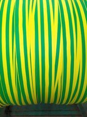 2倍黄绿双色热缩套管