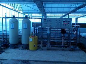 3吨学校直饮水设备