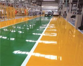 专业承接工厂地坪漆前景大,云南省市场广阔,值得信赖