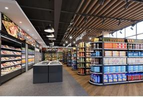 长沙生活精品超市设计 长沙社区便利店设计 选长沙壹番设计