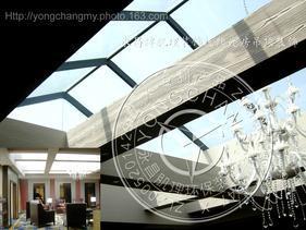 永昌肌理装饰面板-阳光房吊顶装饰