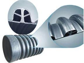 HDPE多肋增强缠绕波纹管(B型管)DN200-DN2400