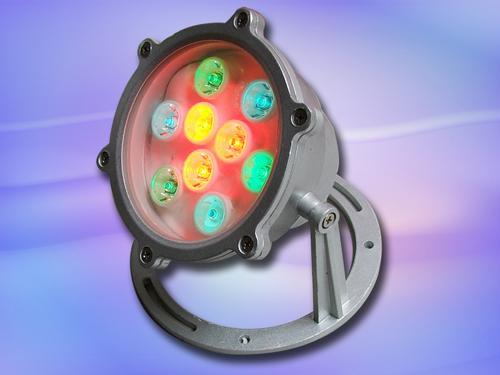 SPLASH led全彩高功率水底灯 Splash-HP-9C-HL-A/B