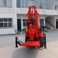 BK-130拖拉机式降水井钻机