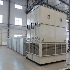最新闭式循环冷却塔(蒸发冷冷凝器)