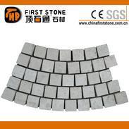 米黄色石灰石马赛克砖SLWT-001-070-TC
