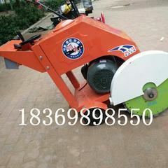 路面切割机 600型电动切割机价格