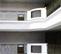 铁艺阳台、铁艺、阳台栏杆、阳台护栏