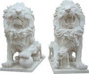 大理石狮子雕刻MGL027