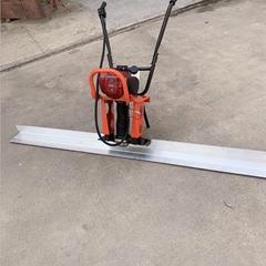 手扶式汽油振动尺 4米振动尺 水泥平板刮平尺