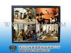 安防监控,监控系统,监控器,监视器,20寸液晶监视器