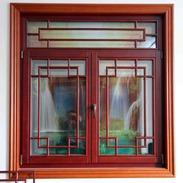 松木木包铝门窗——首选美晟华奇门窗公司