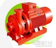 卧式单级单吸切线消防泵(XBD-QW)