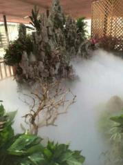 园林景观雾森系统