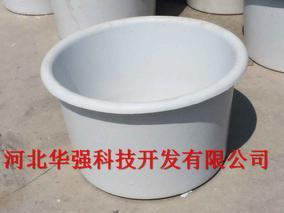 玻璃钢圆型纯色多用小花盆
