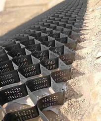 护坡专用土工格室 HDPE土工格室厂家