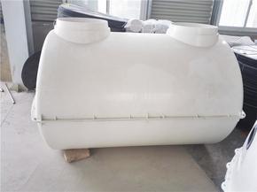 黑龙江玻璃钢模压化粪池价格