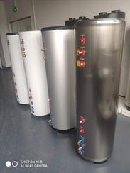 壁挂炉专盘管换热保温水箱