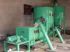 长期供应商易公司{干粉保温砂浆设备生产线}