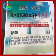 背水墙防水涂料 卫生间地下室背水面抗压防水 背水涂防水材料