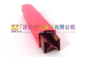 单极滑触线,单极铜导体滑触线,起重机滑触线,行车滑触线