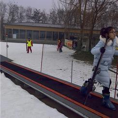 质量保证且耐高温魔毯诺泰克滑雪魔毯特征
