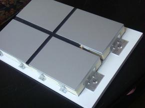 PUR保温装饰一体板