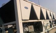 风冷螺杆式冷水机组维修、保养
