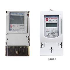 岳嘉DDSY单相电表 IC卡单相电表 预付费电表 三相卡表