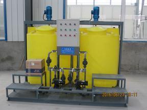 山西污水厂碳源投加系统的生产商/乙酸钠加药装置