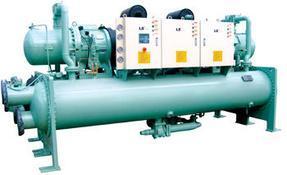 满液式/干式螺杆型冷水机组